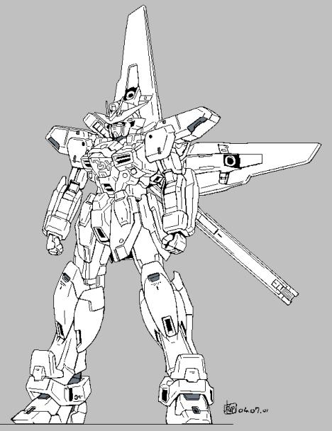 GundamX-GundamX